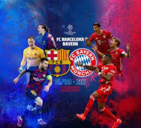 拜仁的辉煌,不是巴萨的崩溃,是欧冠比赛中历史性的故事