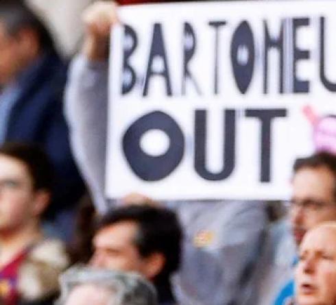 巴托梅乌拒绝辞职