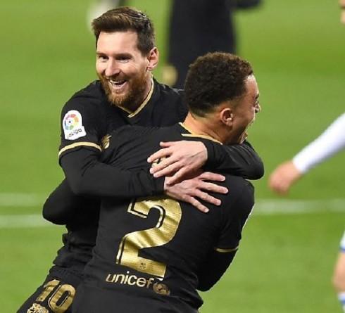 梅西6/10因巴塞罗那浪费了登顶的机会,失去了对西甲冠军争夺的控制