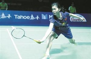 中国羽毛球公开赛,戴资颖,石宇奇,高昉洁,羽毛球,小苏吉亚托