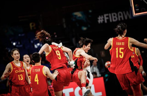 中国女篮,女篮世界杯,加拿大女篮,法国女篮,许利民